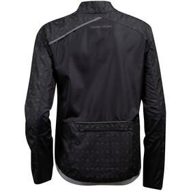 PEARL iZUMi BioViz Barrier Jacket Women, black/reflective deco